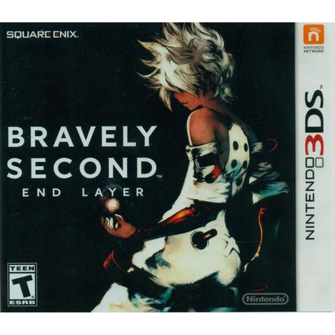 Jogo Bravely Second: End Layer - 3ds - Nintendo