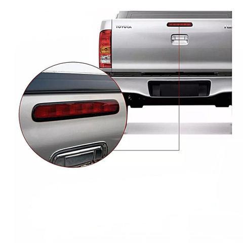 Imagem de Break Light Tampa Traseira Toyota Hilux 2004/2014 Rubi Led