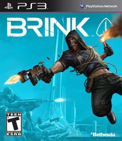 Jogo Brink - Playstation 3 - Bethesda
