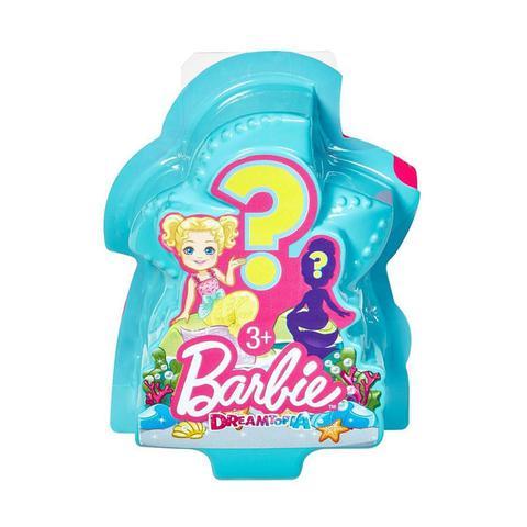Imagem de Brinquedo Barbie Mini Sereias Surpresa Sortido Mattel GHR66