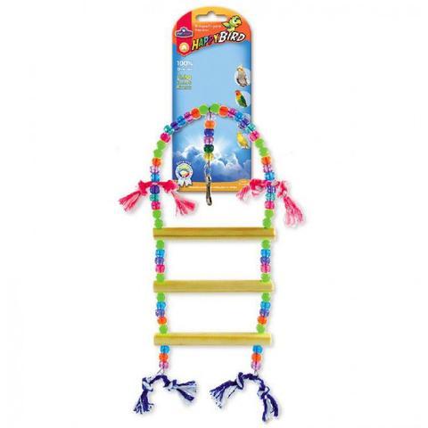 Imagem de Brinquedo Calopsita Escada Redonda 3D