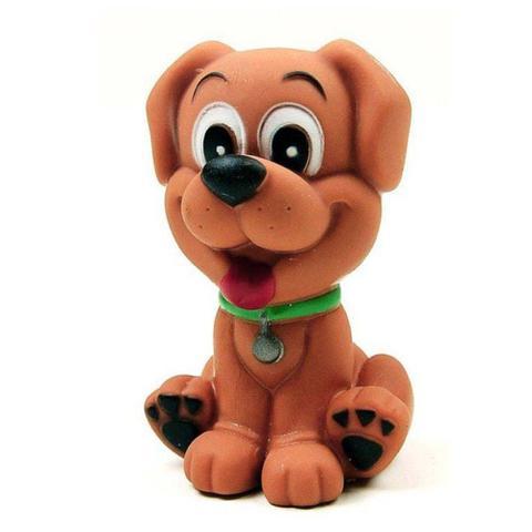 Imagem de Brinquedo de vinil para bebê a partir de 3 meses - cachorro