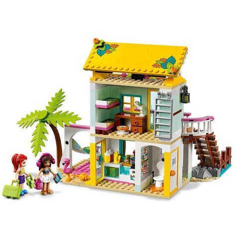 Imagem de Brinquedo Friends Casa da Praia - LEGO