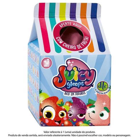 Imagem de Brinquedo Frutinha - Juicy Gloops Glitter Surpresa - DTC