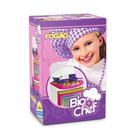Imagem de Brinquedo Infantil Fogão Big Chef - Poliplac