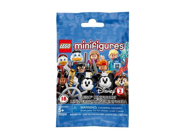 Imagem de Brinquedo Lego Mini Figuras Surpresa Disney Serie 2 71024
