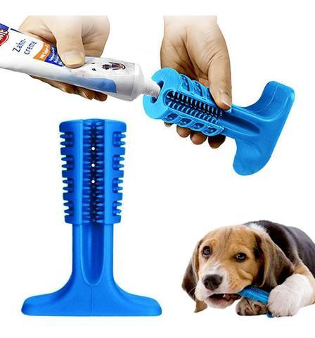 Imagem de Brinquedo Mordedor Escova De Dente Cachorro Dog Pet Pequeno