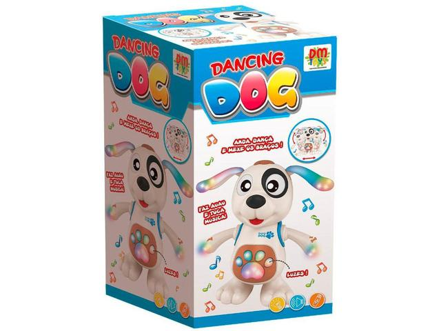 Imagem de Brinquedo Musical Dancing Dog Dm Toys
