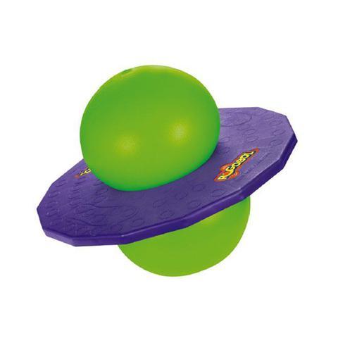 Imagem de Brinquedo Novo Pogobol Roxo e Verde - Estrela