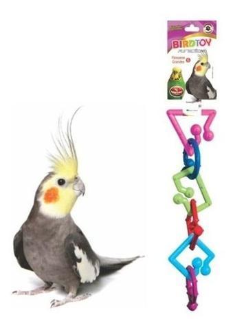 Imagem de Brinquedo para Pássaros - Furacão Pet - Tamanho P