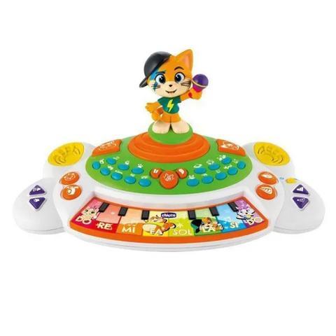 Imagem de Brinquedo Piano 44 Gatos - Chicco