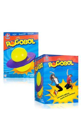 Imagem de Brinquedo Pogobol - Roxo e Verde - Estrela