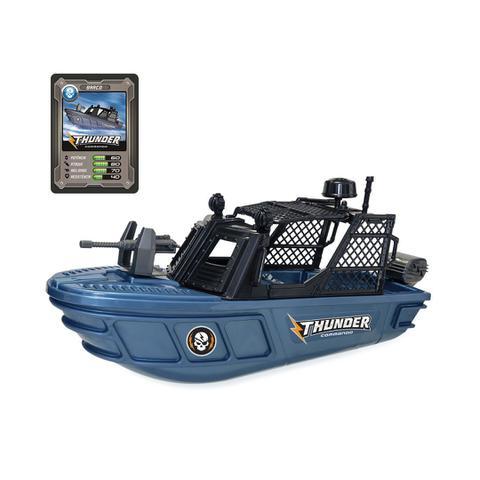 Imagem de Brinquedo radical barco thunder commando flutua de verdade - sortidos