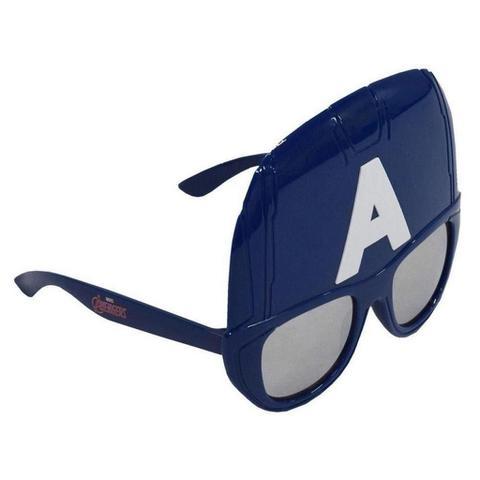 Imagem de Brinquedo Super Óculos Marvel Capitão America - Dtc