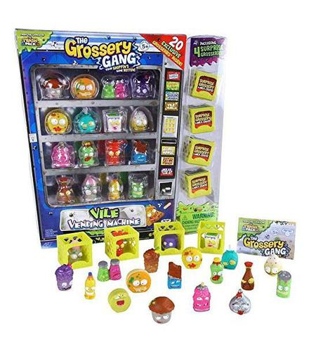 Imagem de Brinquedo The Grossery Gang Vencidos Machine 3965 - DTC por DTC