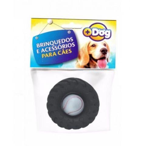 Imagem de Brinquedo Vinil Pneu 9,5cm Mais Dog