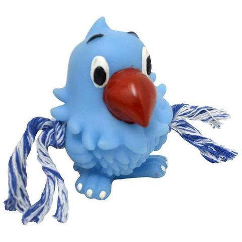 Imagem de Brinquedos Para Cachorro Papagaio Com Corda