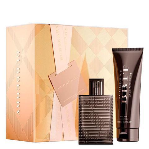 Imagem de Brit Rhythm Burberry  - Masculino - Eau de Toilette - Perfume + Gel de Banho