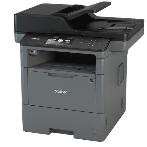 Imagem de Brother MFC-L6702DW Mono Laser - Fax, copiadora, impressora, scanner
