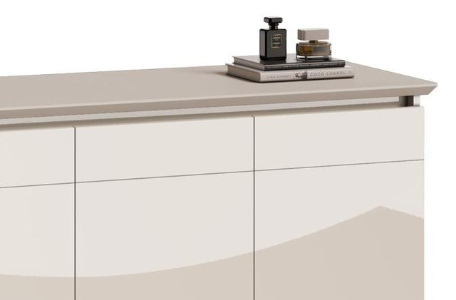 Imagem de Buffet Classic Off White - Imcal Móveis