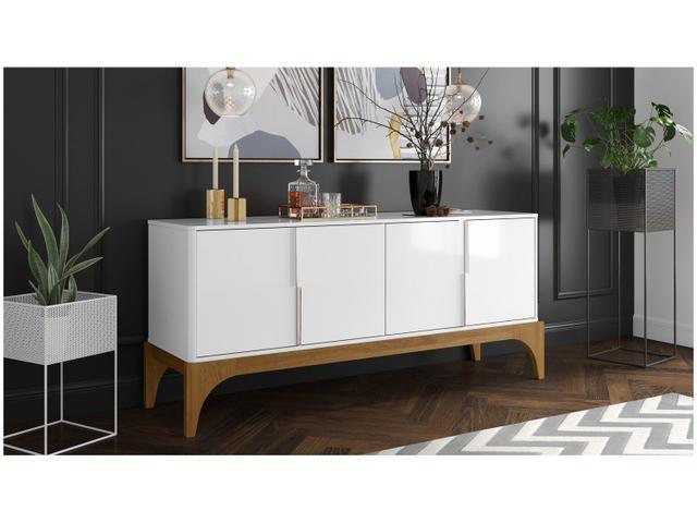 Imagem de Buffet Moderno Lukaliam Móveis 4 Portas