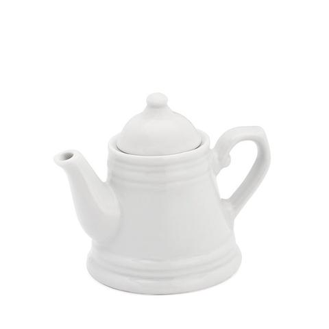 Imagem de Bule de porcelana 430 ml bule de café e chá pequeno