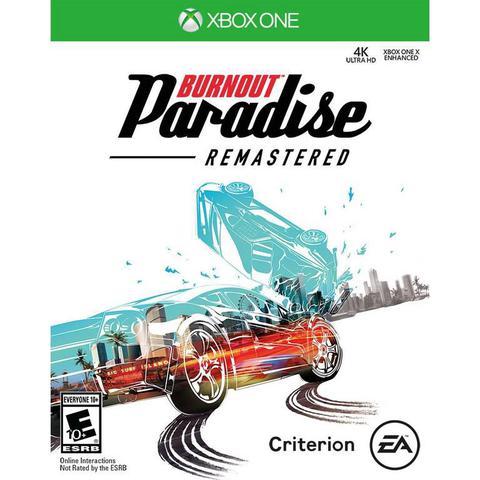 Jogo Burnout Paradise Remastered - Xbox One - Ea Games
