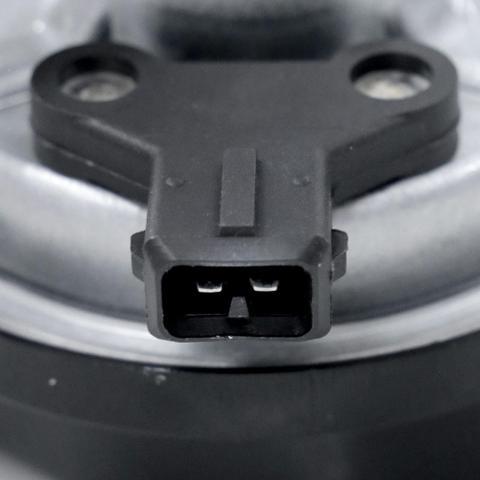 Imagem de Buzina Elétrica Automotiva Kbc 9 Hc Tom Agudo Modelo Caracol 12V Sem Relê - Fiamm