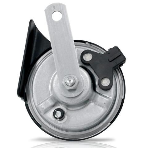 Imagem de Buzina Elétrica Automotiva Kcb 9 L Tom Grave Modelo Caracol 12V Sem Relê