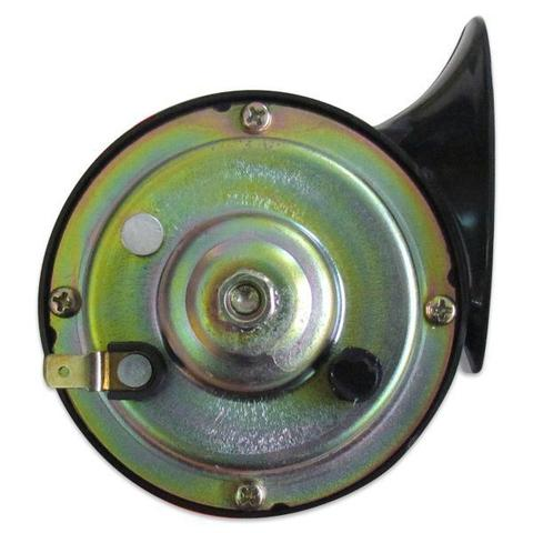 Imagem de Buzina Universal Tipo Caracol 1 Terminais 12V VTO211