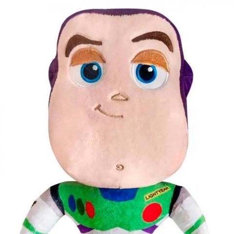 Imagem de Buzz Lightyear de Pelucia com 30cm do Toy Story 4, Disney, Dtc