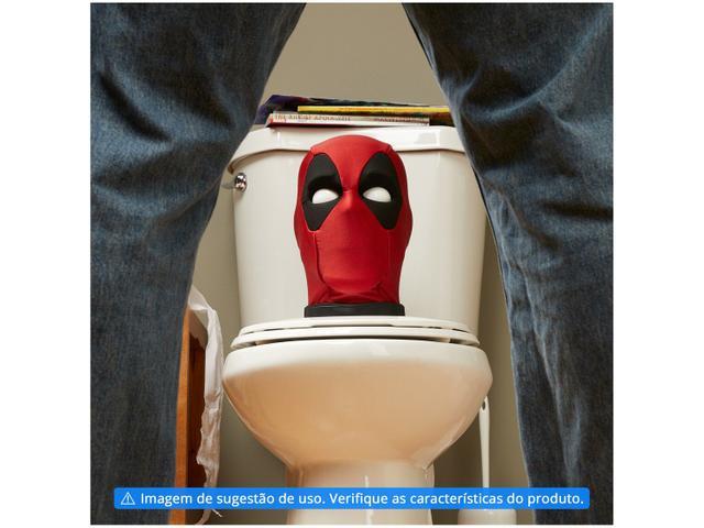 Imagem de Cabeça Interativa Deadpool Marvel