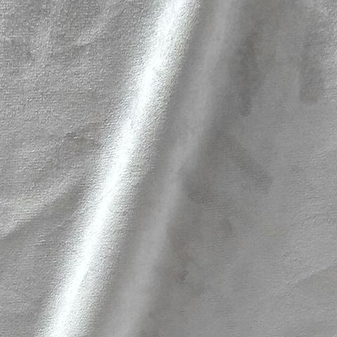 Imagem de Cabeceira para Cama Box Casal Estofada Paris 1.40m Suede Cinza Claro
