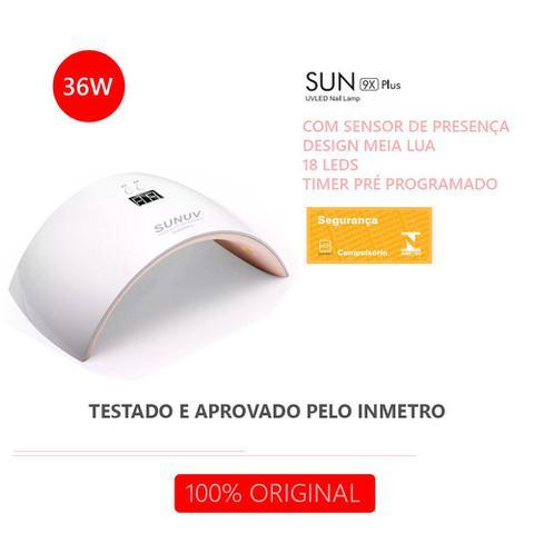Imagem de Cabine UV LED Sun 9X PLUS 36W Original SUNUV