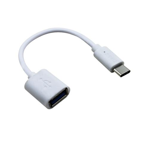 Imagem de Cabo Adaptador Tipo C - OTG USB (para Computador, Celular e Tablet)