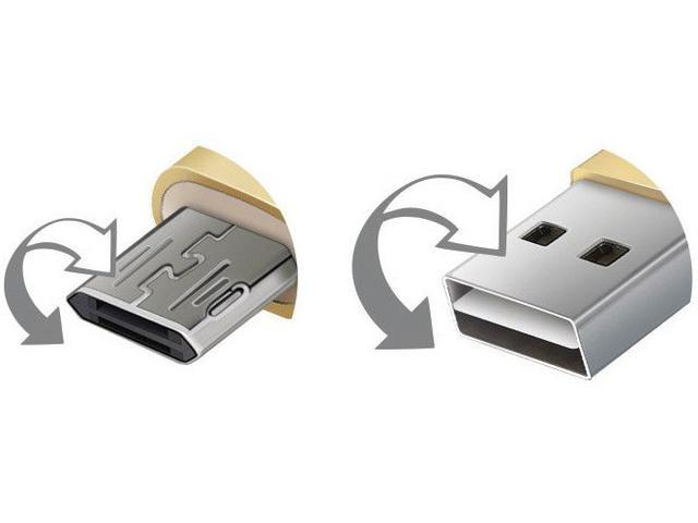 Imagem de Cabo Carregador Micro USB Easy Mobile 2m Dourado