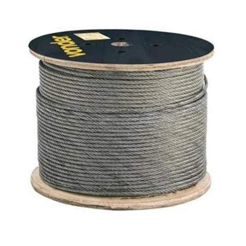 Imagem de Cabo de aço galvanizado alma de fibra 127 mm - 1/2