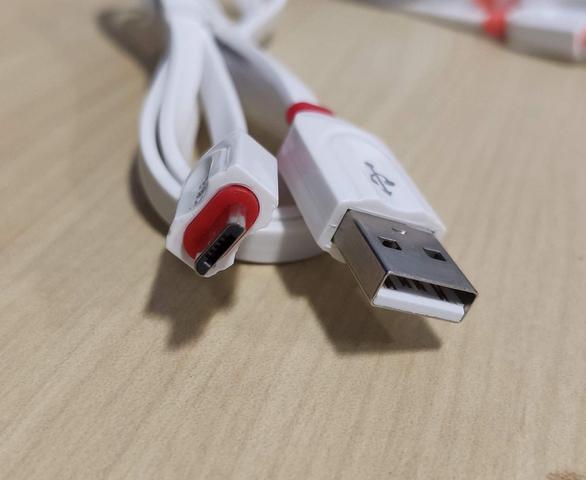 Imagem de Cabo de Dados e Carga INOVA V8 Micro USB 1m