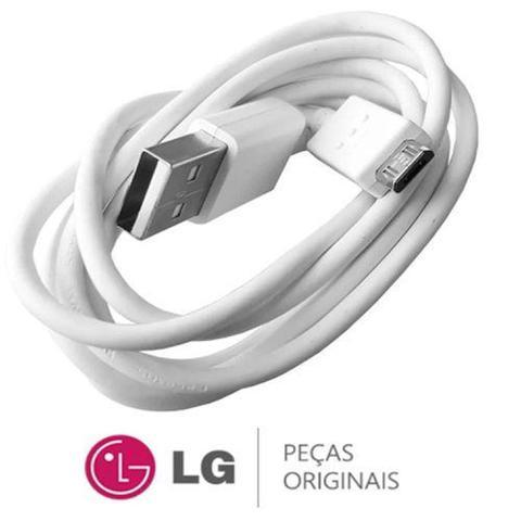 Imagem de Cabo de dados micro USB original LG