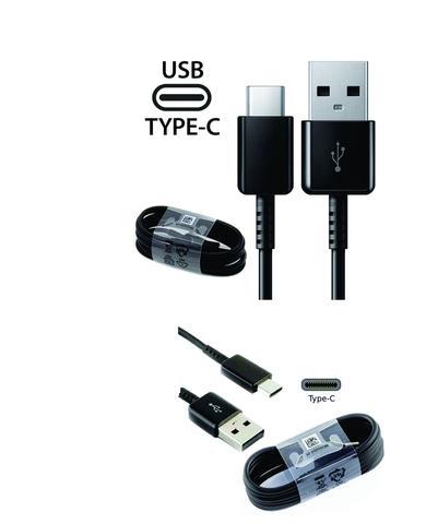 Imagem de Cabo de Dados Usb-C Samsung Carregador Galaxy S9 S8 A8 Plus A11 A20 A20s A21s A30s A51 A71