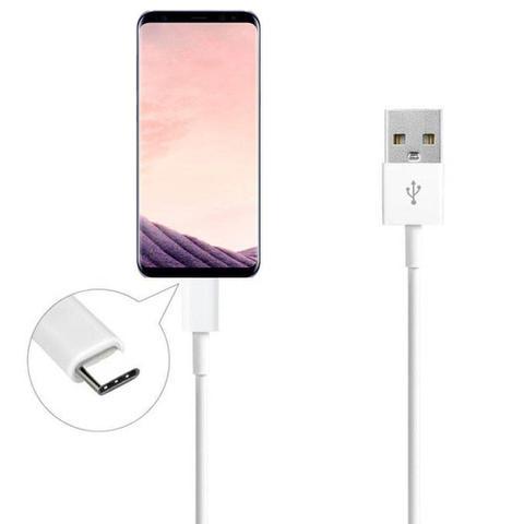 Imagem de Cabo USB-C Original Samsung S8 S8+ S9 S9+ Note 8 A8 / 2018 A5 / 2017 A7 / 2017