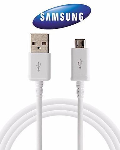 Imagem de Cabo USB Samsung Original Micro USB 2.0 Carrega Galaxy S5 S6 S7 / S7 Edge