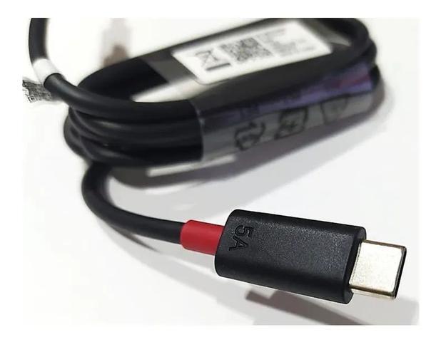 Imagem de Cabo Usb Tipo C Duas Pontas Motorola One Hyper Autorizada Motorola