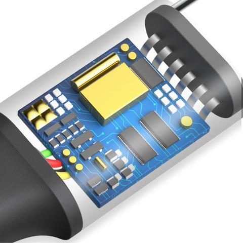 Imagem de Cabo USB Tipo-C Rapid Series 2A 1 Metros