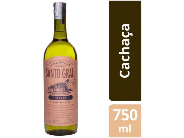 Imagem de Cachaça Santo Grau Clássica Paraty 750ml