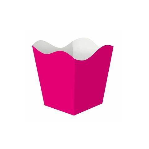 Imagem de Cachepot Grande Pink 8 unidades