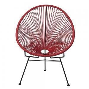 Imagem de Cadeira Acapulco Vermelha