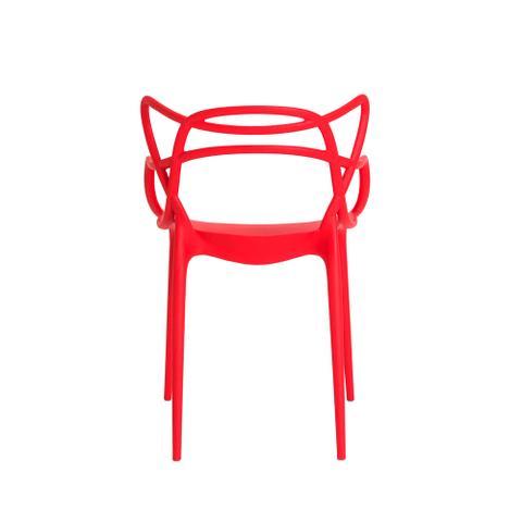 Imagem de Cadeira Allegra Vermelha