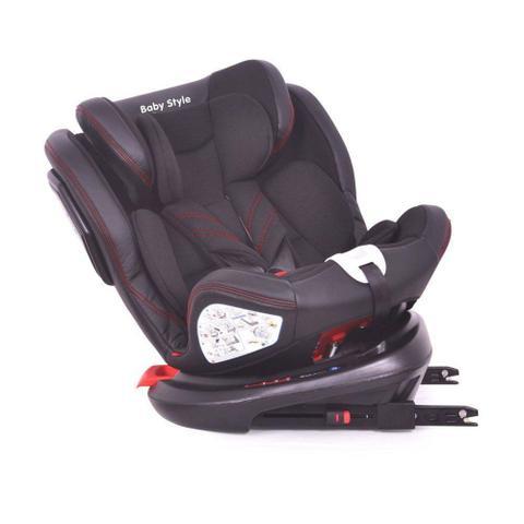 Imagem de Cadeira Bebê Auto 0 a 36kg Isofix rotação 360º Baby Style