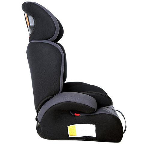 Imagem de Cadeira Cadeirinha Infantil Criança Para Carro Auto - 9 á 36 Kg - Action Baby Cinza